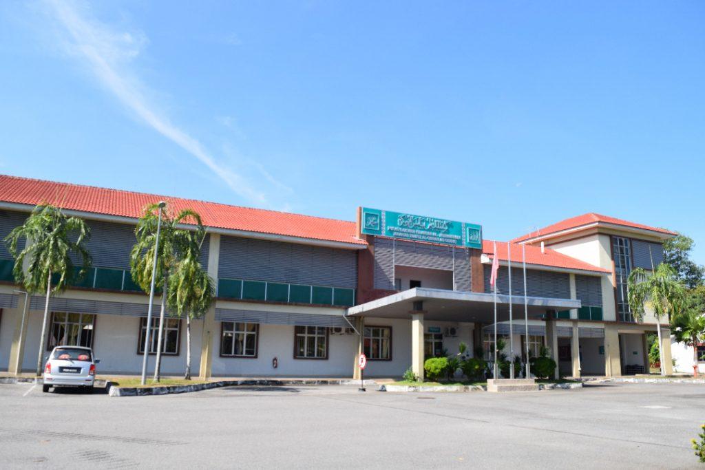 Yayasan Abu Bakar - Bangunan Utama