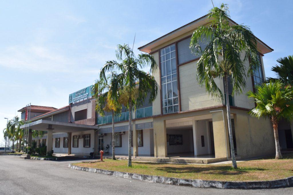 Yayasan Abu Bakar - Pintu Masuk Asrama